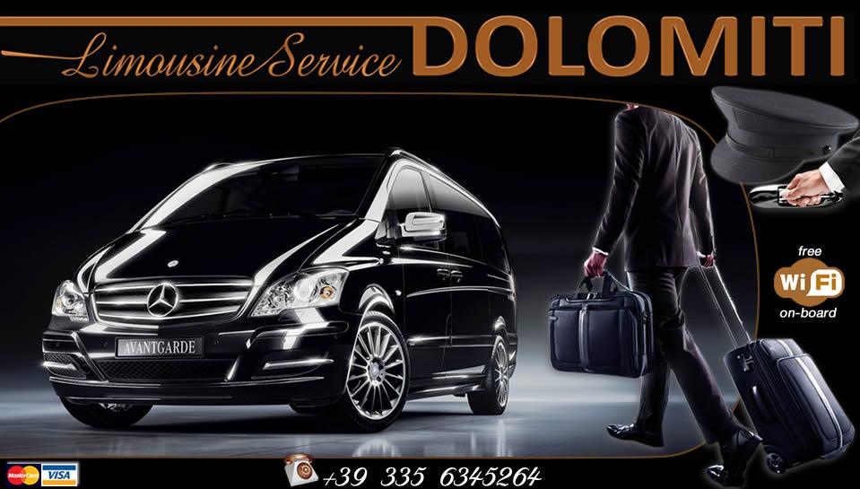Limousine Service Dolomiti
